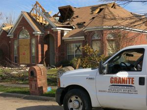 Rowlett Tornado Foundation Repair