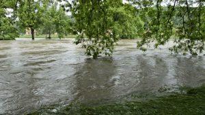 Flooding Damages Foundations