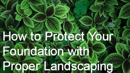 protect-house-foundation-with-proper-landscaping