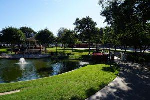 Park in Plano
