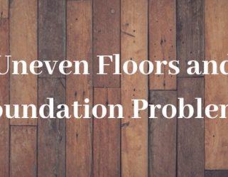 uneven-floors-foundation-problems