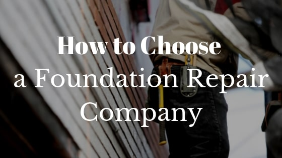 chose-foundation-repair-company