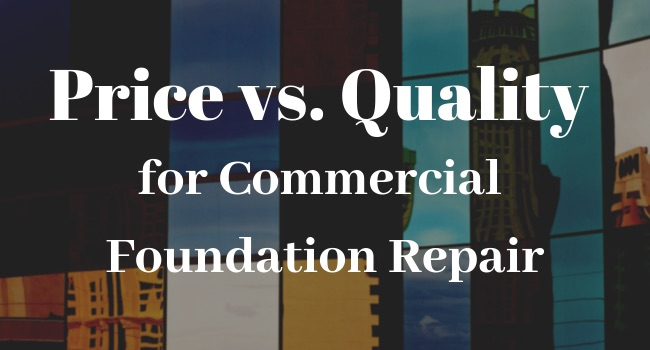 price-quality-foundation-repair