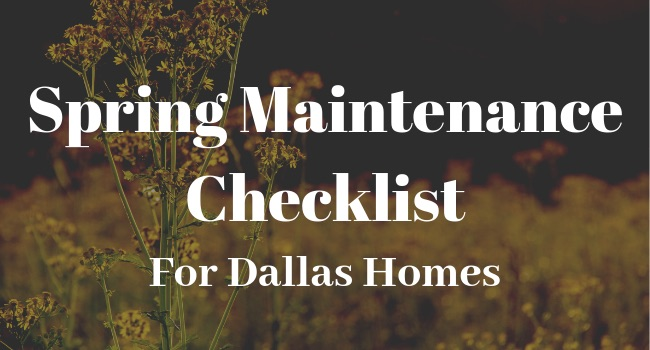 home-maintenance-tips-spring