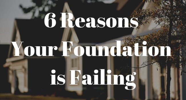reasons-foundation-fail