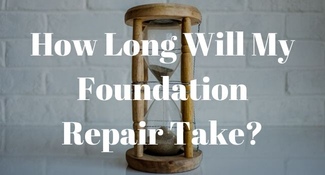 Foundation-Repair-Duration-GraniteFoundation