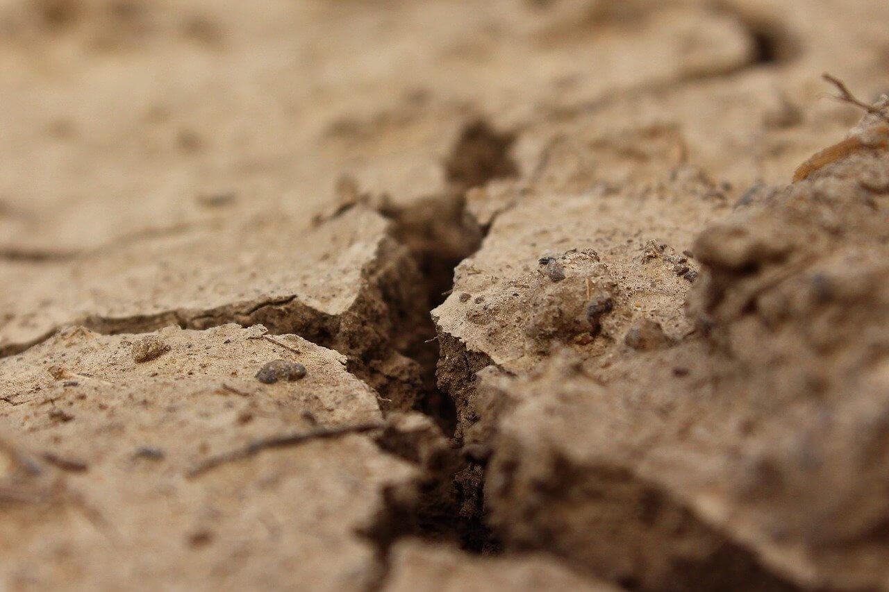 drought foundation hazard